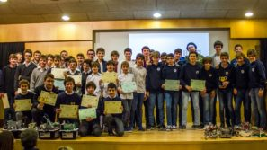 Micro First Lego League at Viaró