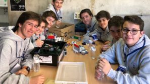 FLL: OMICRON VIARÓ will compete in Tenerife