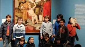 Family plan: Visit to the Museu Nacional d'Art de Catalunya
