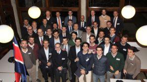 Reunión de los Delegados de promoción con la Junta Directiva de Viaró Seniors