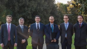 The International Science Teaching Foundation awards Viaró