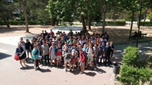 Saint Bonnet pupils have visited Viaro