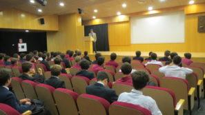 Conferència del Dr. Jaime Pérez Esquerdo