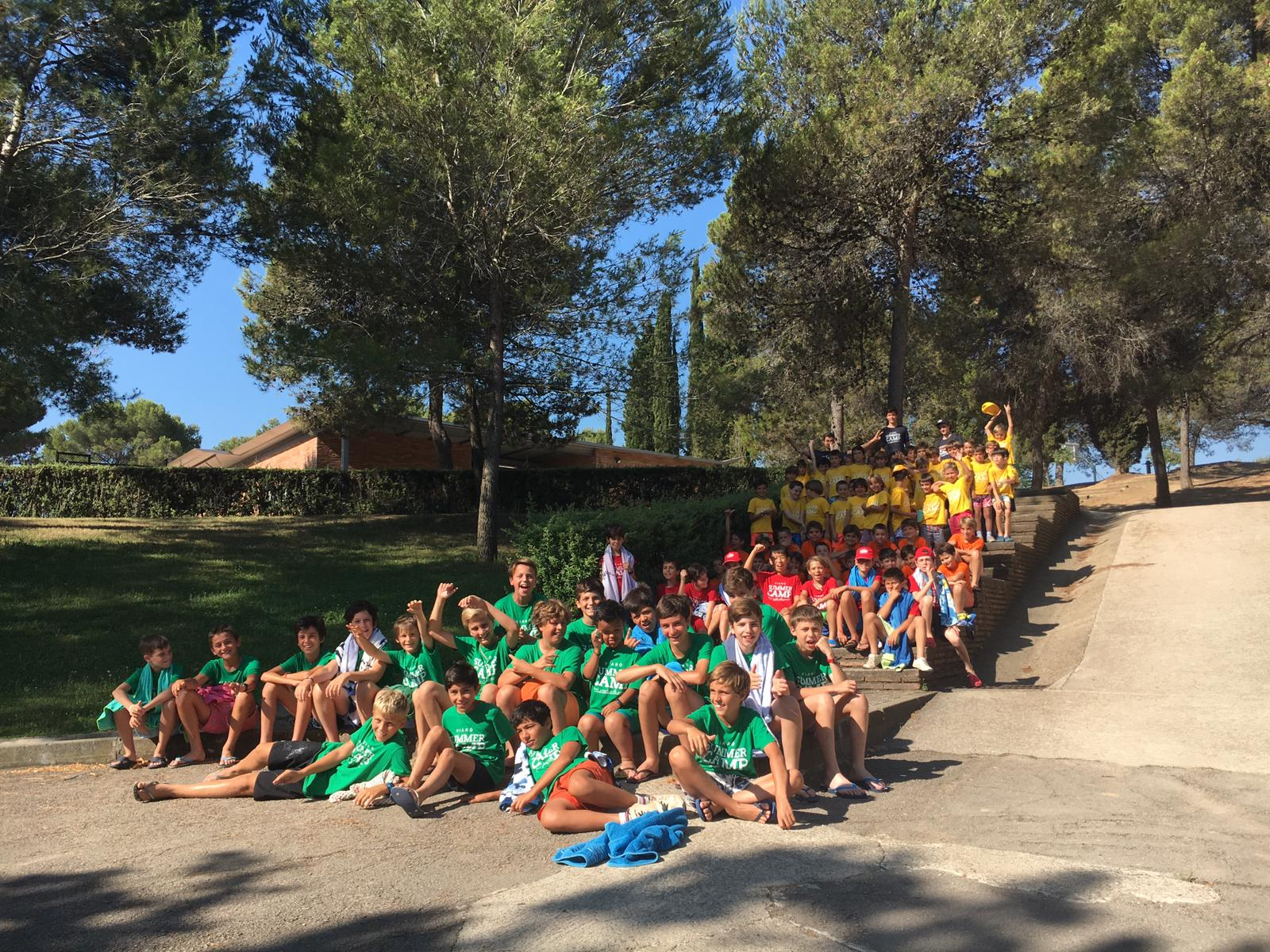 Summer Camp 2: What's happening?