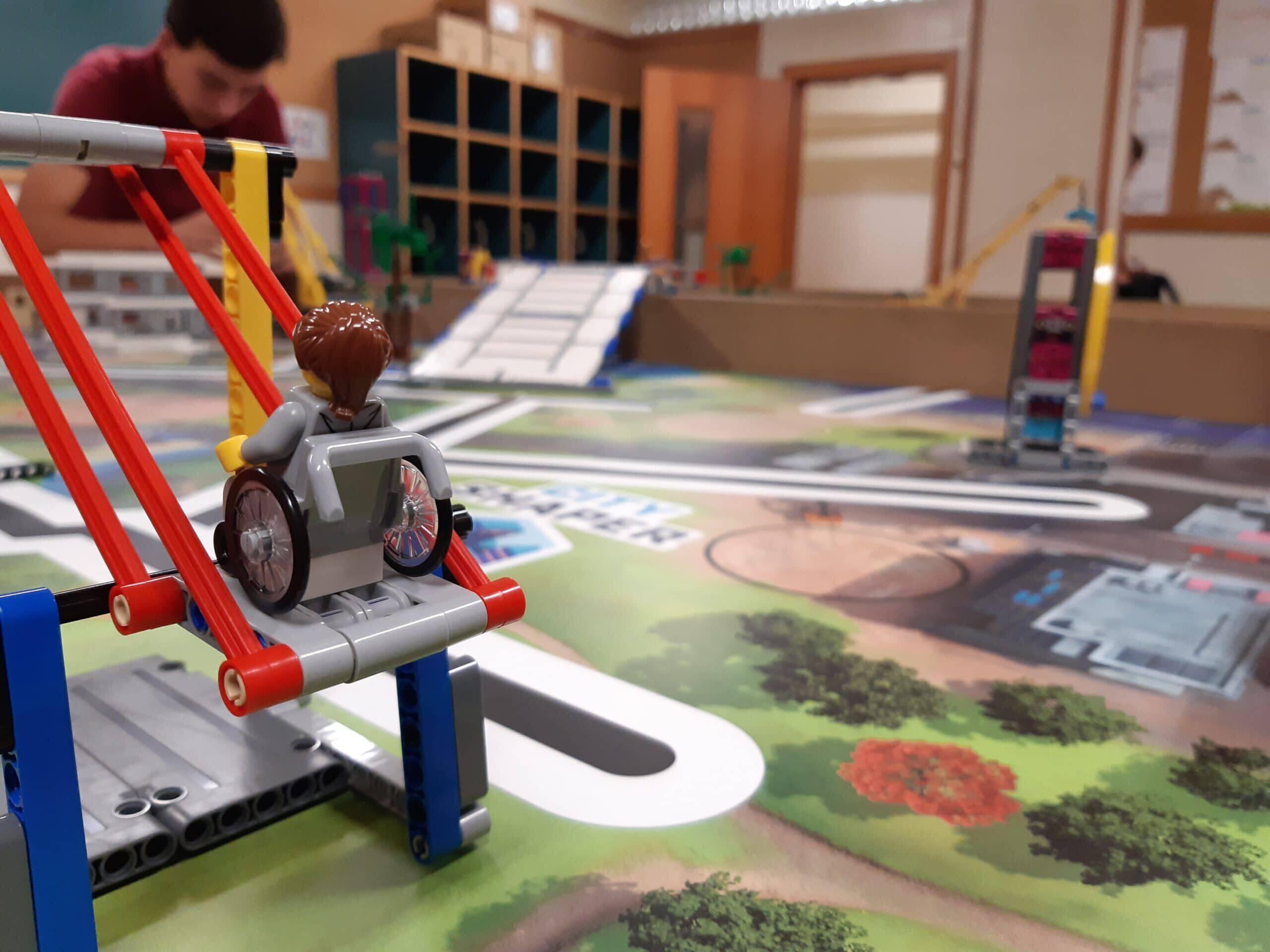 Comienza la LEGO League