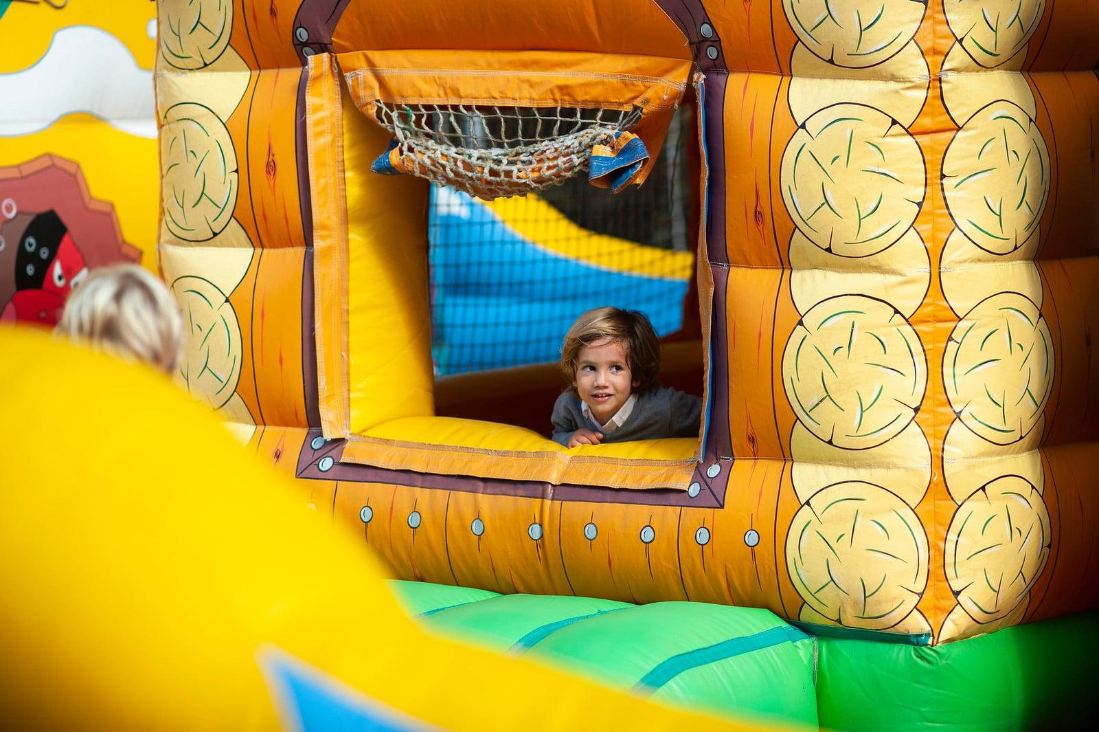 ¡Ven a la Fiesta Infantil!