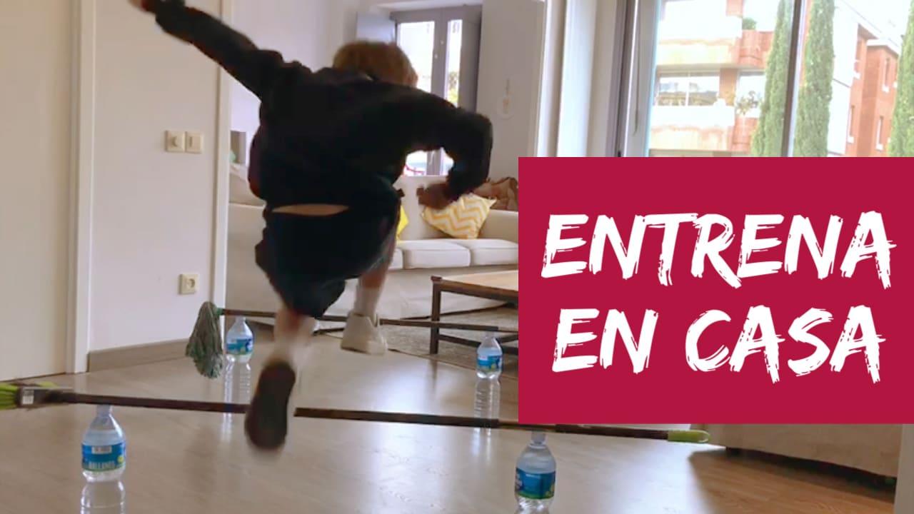 COVID19 – Educación física en casa