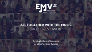 Vídeo: All together with the music