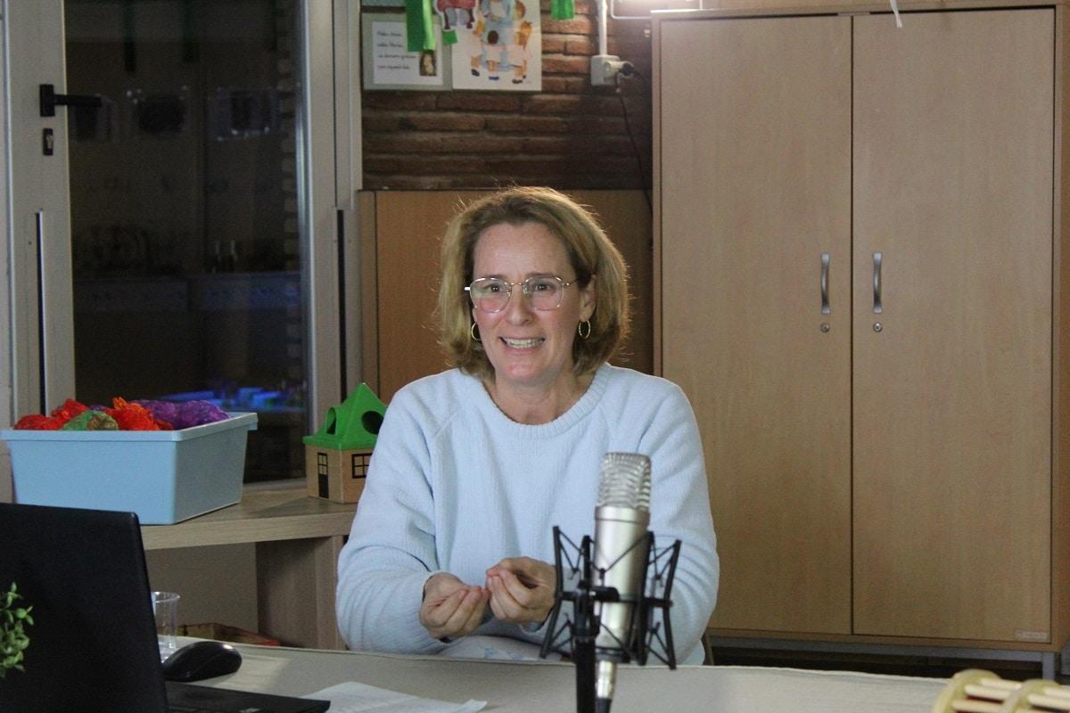 Ayúdale a despegar: tercera sesión con Noemí Suriol
